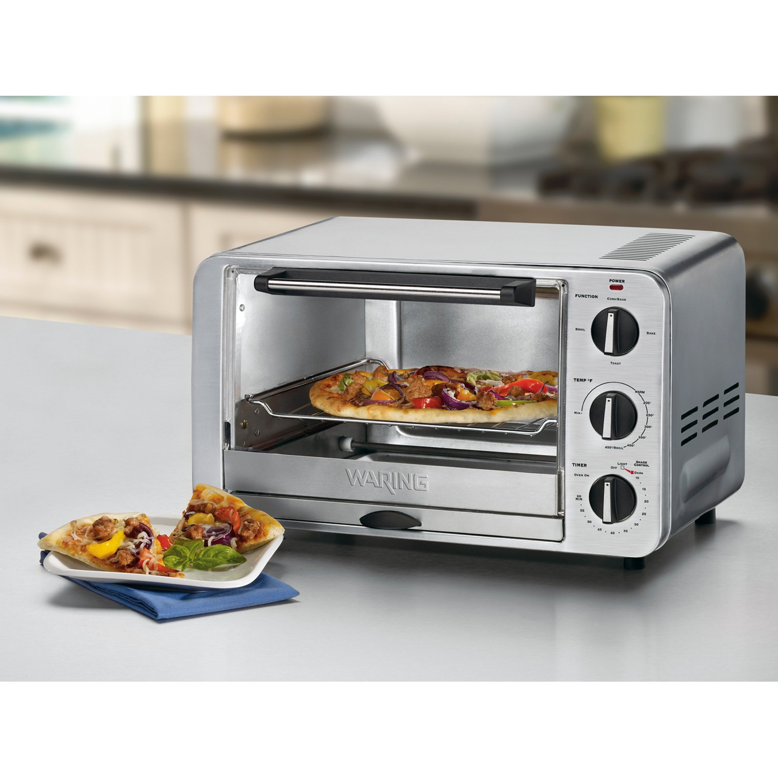 Countertop Convection Toaster Oven Recipes : toaster oven for small meals rather than your large stove or oven ...