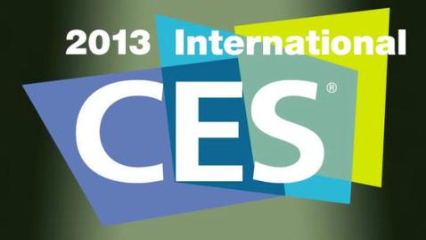 The 2013 International Consumer Electronics Show (CES)