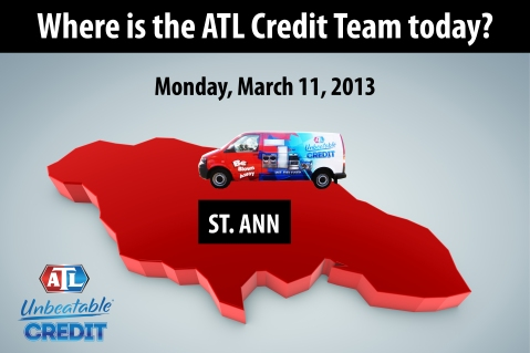 Where is ATL Credit today?