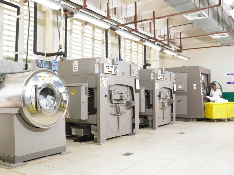 commercial laundry equipment is available through financing from atl